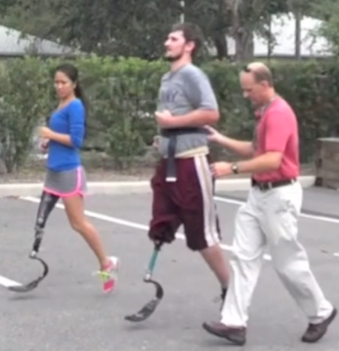 Prosthetic Gait Training Techniques